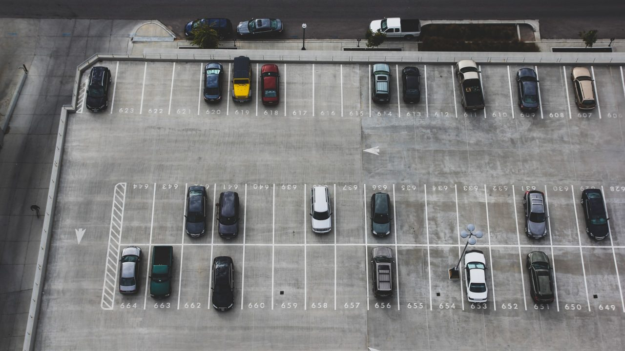 Revitで駐車場を配置する方法